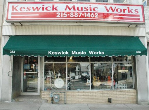 Keswick Music Works: 363 N Easton Rd, Glenside, PA