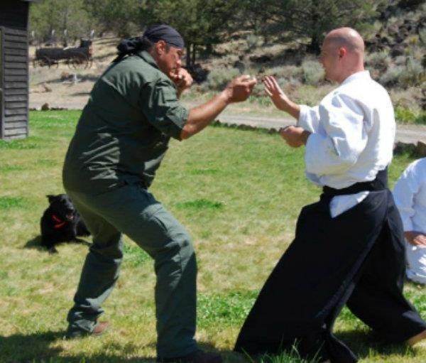 Etwas Neues genug Steven Seagal sensei and vice-president Tenshin aikido federation &OS_74