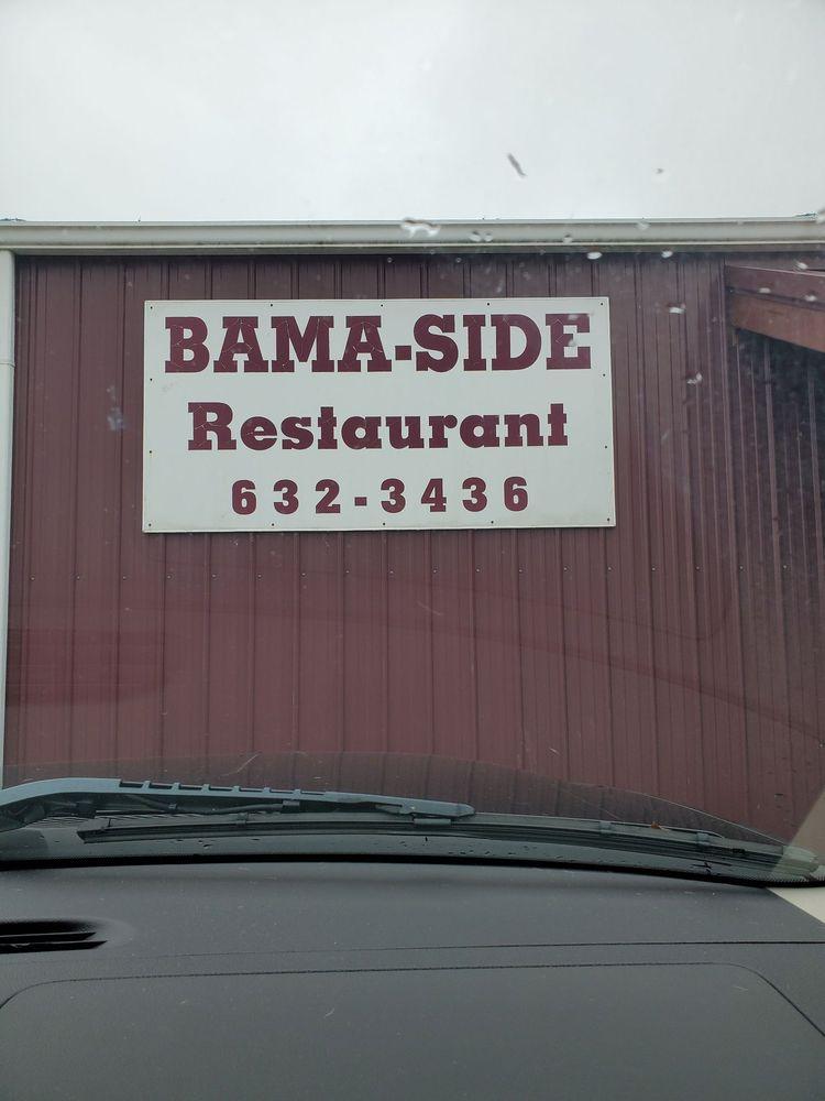 Bamaside Family Resturant: 201 Al Highway 75, Higdon, AL