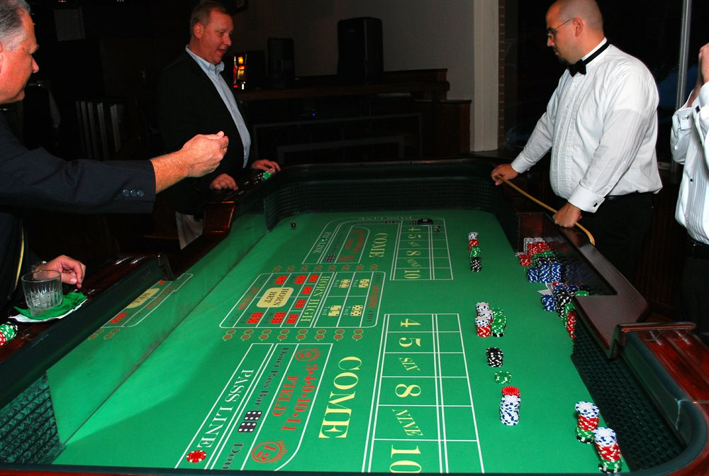 Alliance Casino Events and Game Rentals: 2600 Commerce Blvd, Irondale, AL