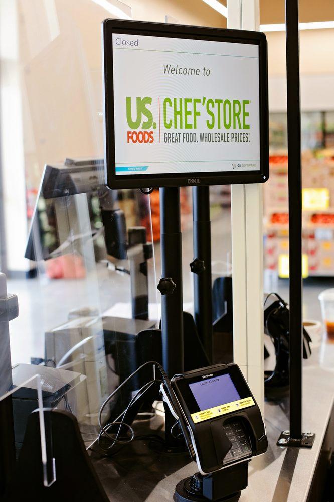 US Foods CHEF'STORE: 820 Port Dr, Clarkston, WA