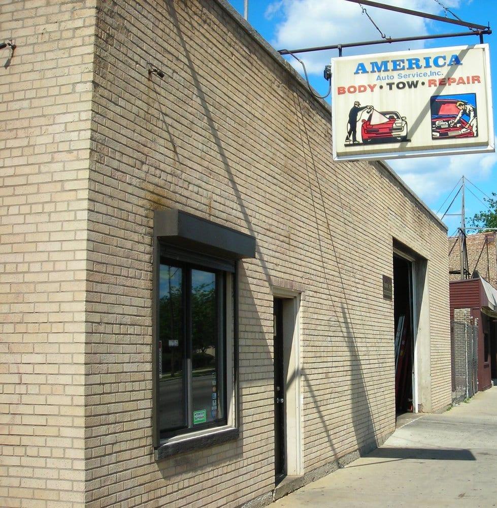 Catalytic Converter Shop Near Me >> America Auto Service & Body Shop - 13 Reviews - Auto