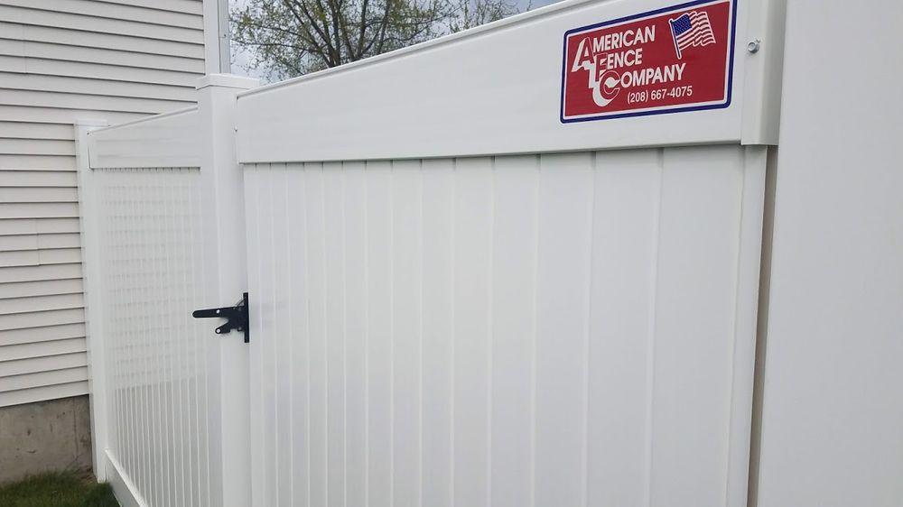 American Fence Company: 2906 W Hayden Ave, Hayden, ID