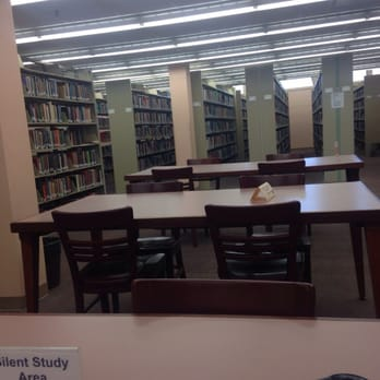 Cline Library Book A Room