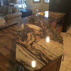 Photo Of The Granite Shop   Madison, WI, United States. Finished Island,
