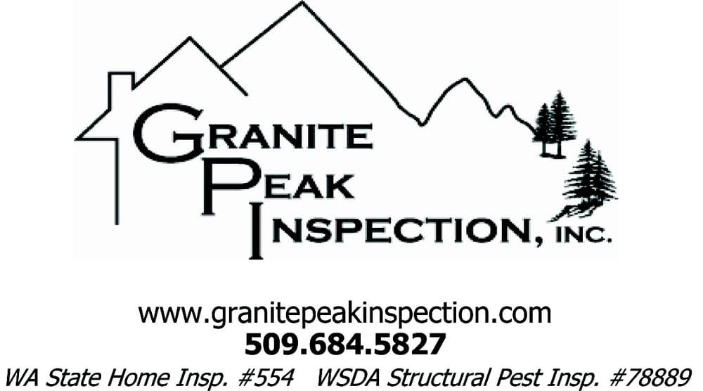 Granite Peak Inspection: 2668C Hwy 20 E, Colville, WA
