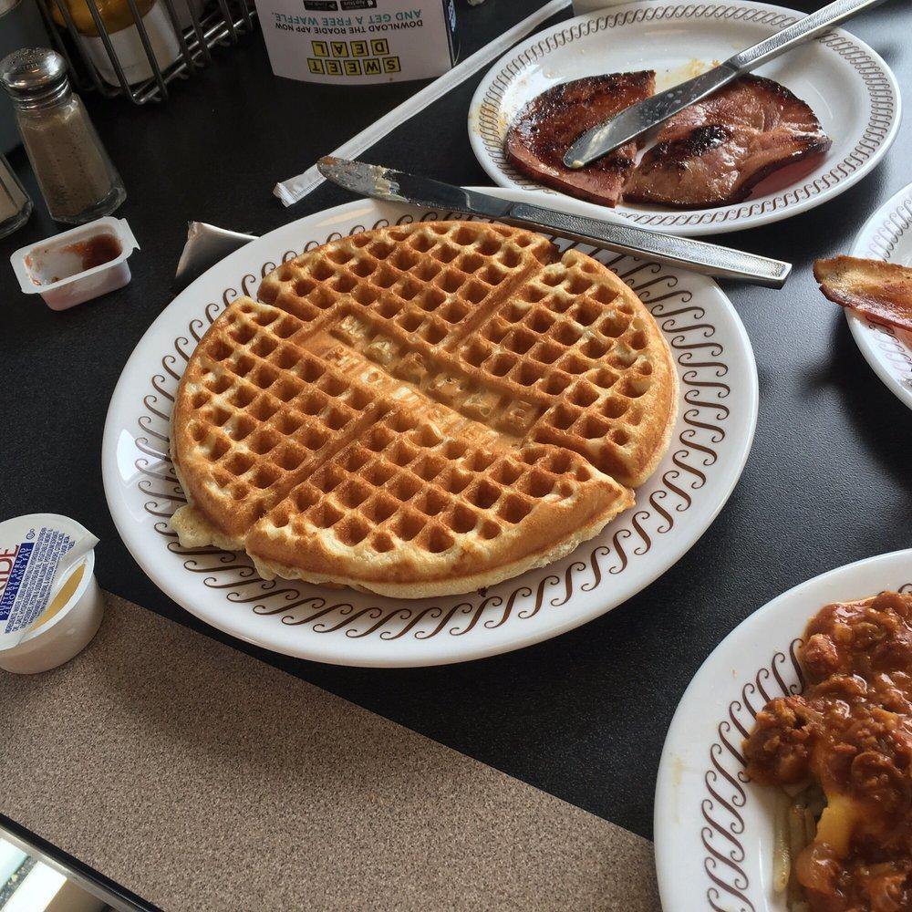 Waffle House: 1139 York St, Aiken, SC