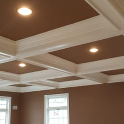 Carpenter Saddle Brook  Photo of Cardone Custom Carpentry - Saddle Brook, NJ, United States. Custom Coffered