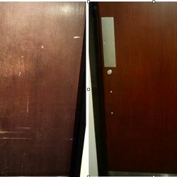 Photo Of RBu0027s Furniture Service   Richmond, VA, United States. Another Door  Restoration