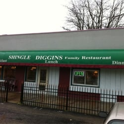 Shingle Diggins Family Restaurant Closed American Traditional