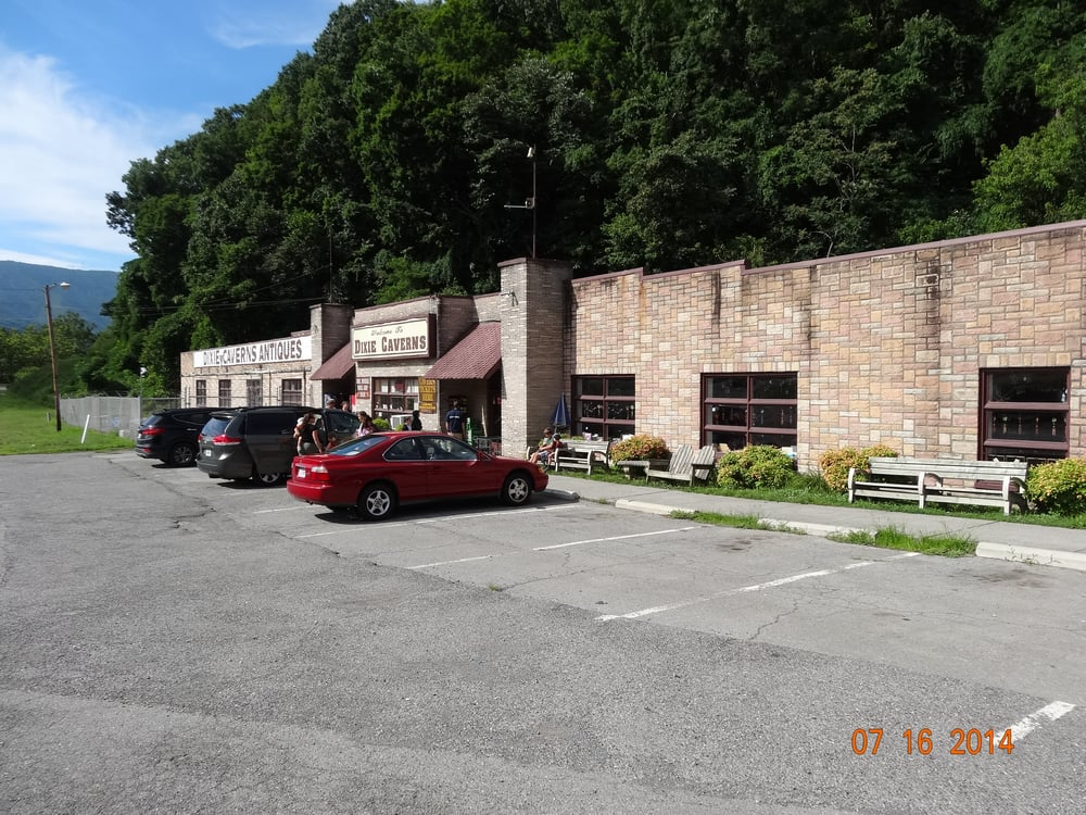 Dixie Caverns Antique Mall Antiques 5753 W Main St