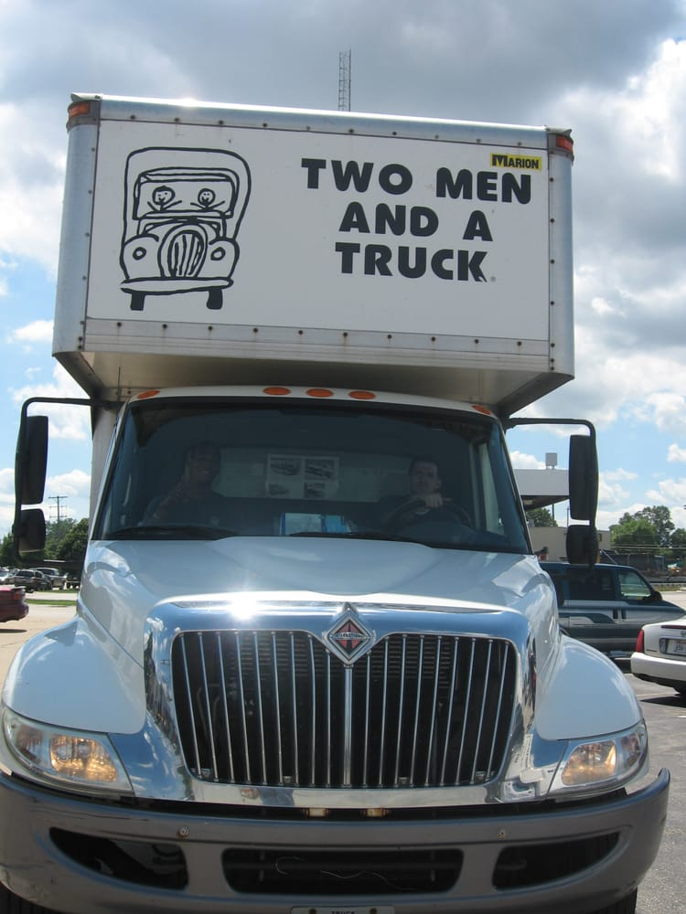 Two Men and a Truck Milwaukee: 11800 W Burleigh St, Wauwatosa, WI