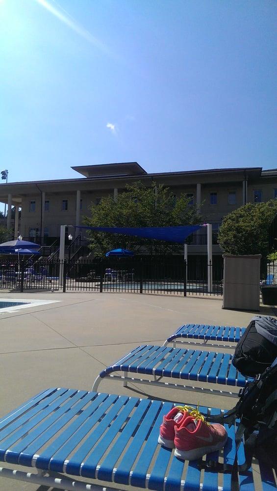 Emory SAAC Pool
