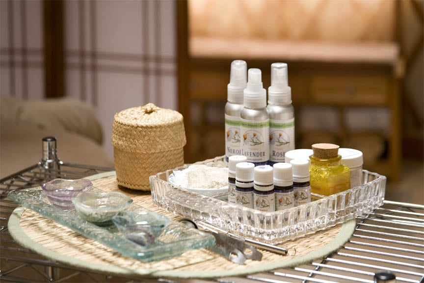 The Spa at Schoolhouse Creek: 7051 N Hwy 1, Little River, CA