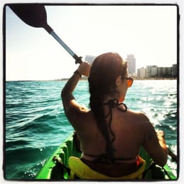 Photo Of Miami Beach Kayak Al Fl United States