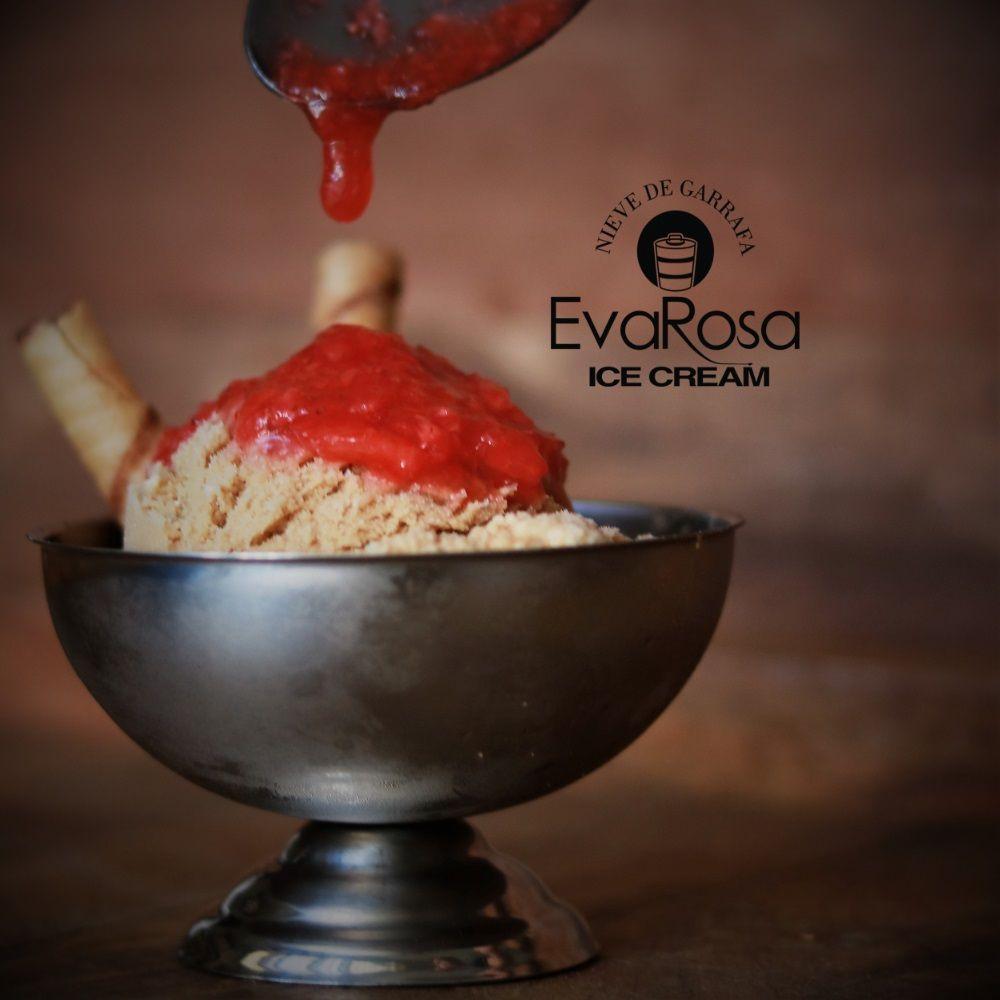 EvaRosa Ice Cream: Fullerton, CA