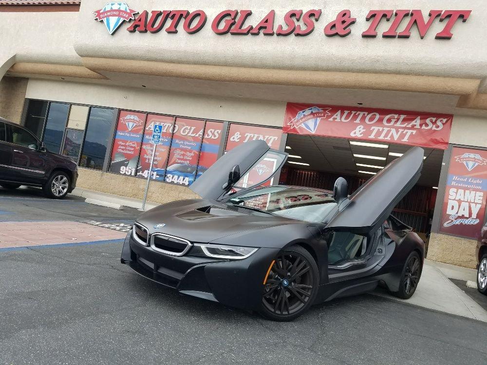 Photo Of Diamond Star Auto Glass Tint