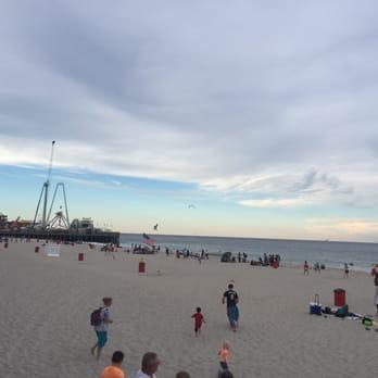 Photo Of Seaside Heights Boardwalk Nj United States