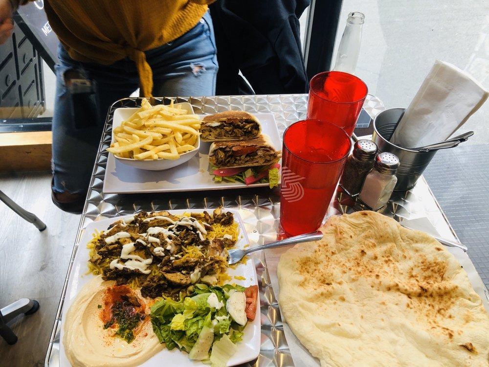 Sophia Mediterranean Cuisine: 507 SW Broadway, Portland, OR