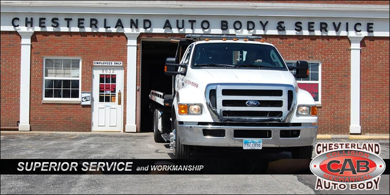 Chesterland Auto Body & Mechanical