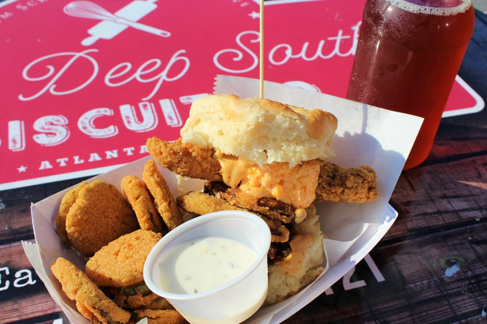 The Deep South Biscuit Company Food Truck