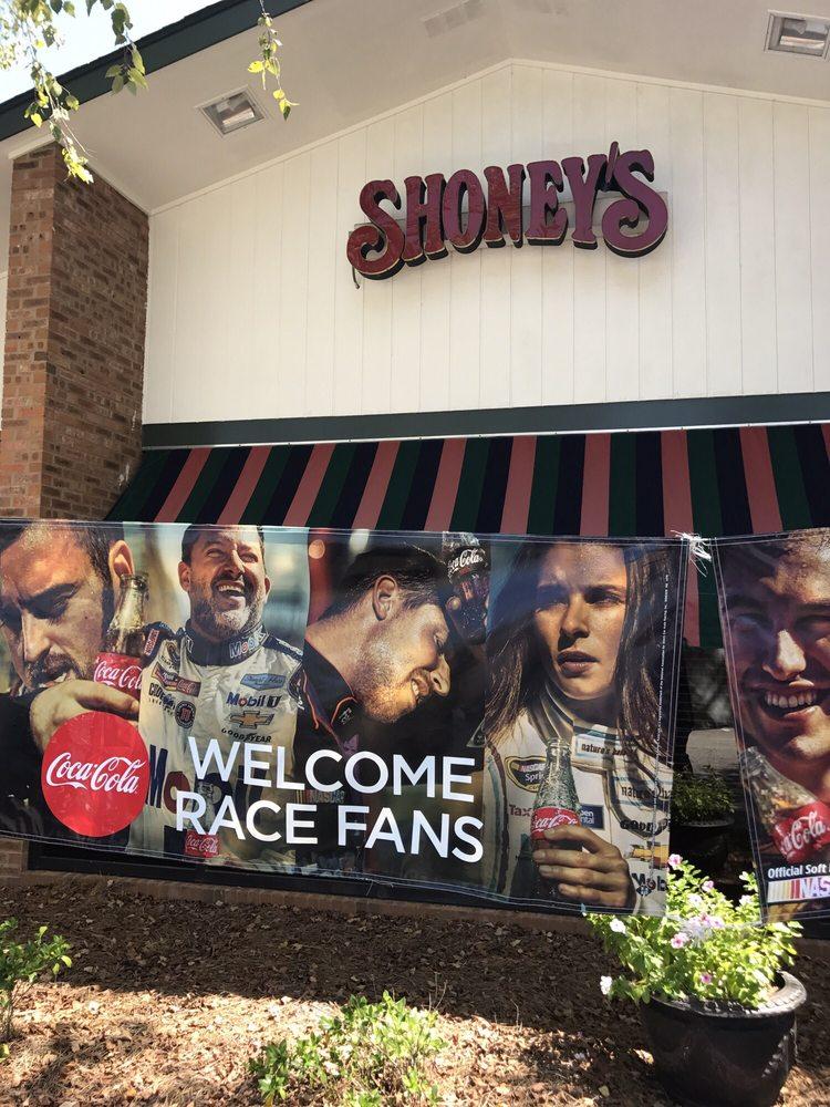 Shoney's: 905 S 5th St, Hartsville, SC