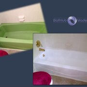 Tub That Was Photo Of Bathtub Made New   Rochester, NY, United States.