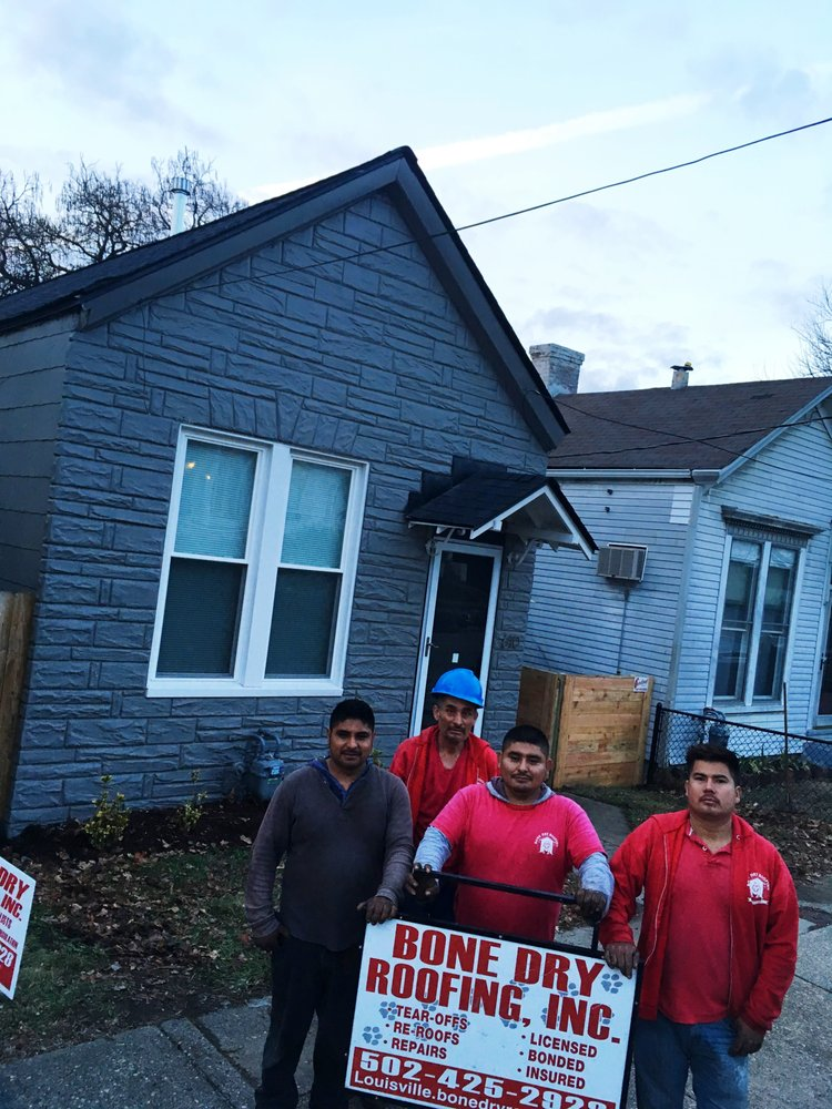 Bone Dry Roofing: Louisville, KY