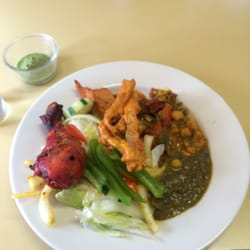 Photo Of Shanti S Indian Cuisine Roseburg Or United States Delightful Lunch