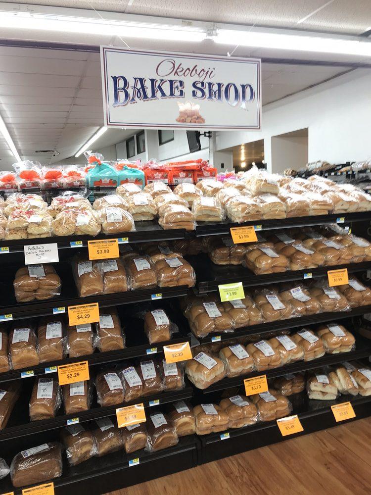 Sunshine Foods: 1704 Okoboji Ave, Milford, IA
