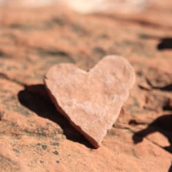 'Photo of Boynton Canyon Trail - Sedona, AZ, United States. A heart-shaped rock I received - here to share the love with yelpers' from the web at 'https://s3-media4.fl.yelpcdn.com/bphoto/v846QR7-9blY8VNP1ELa5Q/ls.jpg'