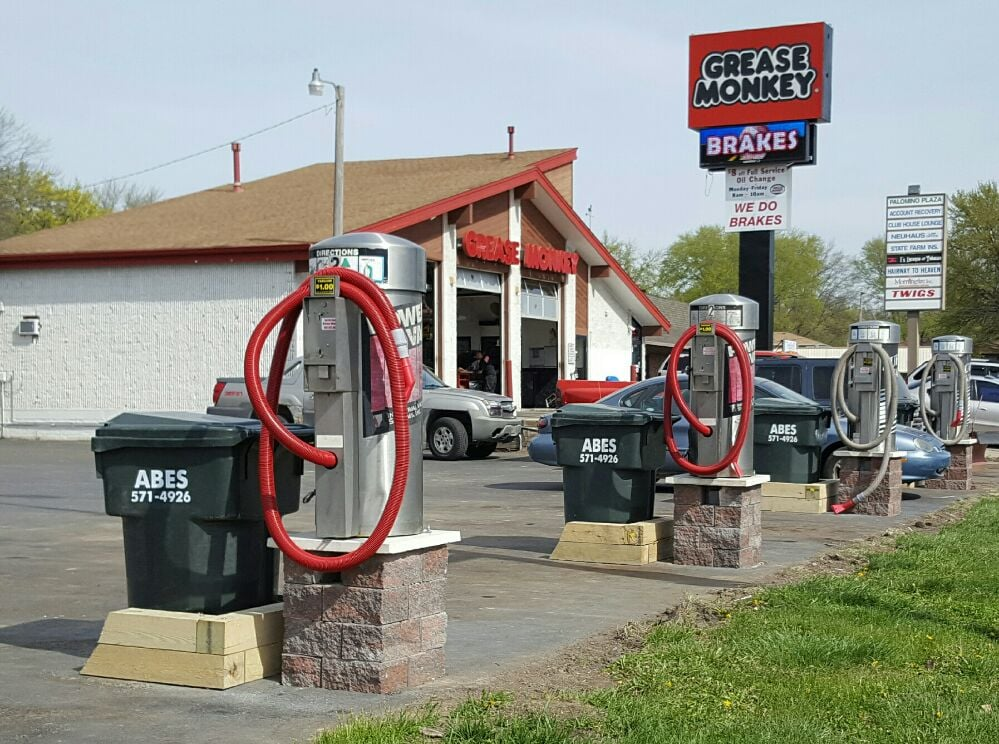 Grease Monkey: 3820 N 90th St, Omaha, NE
