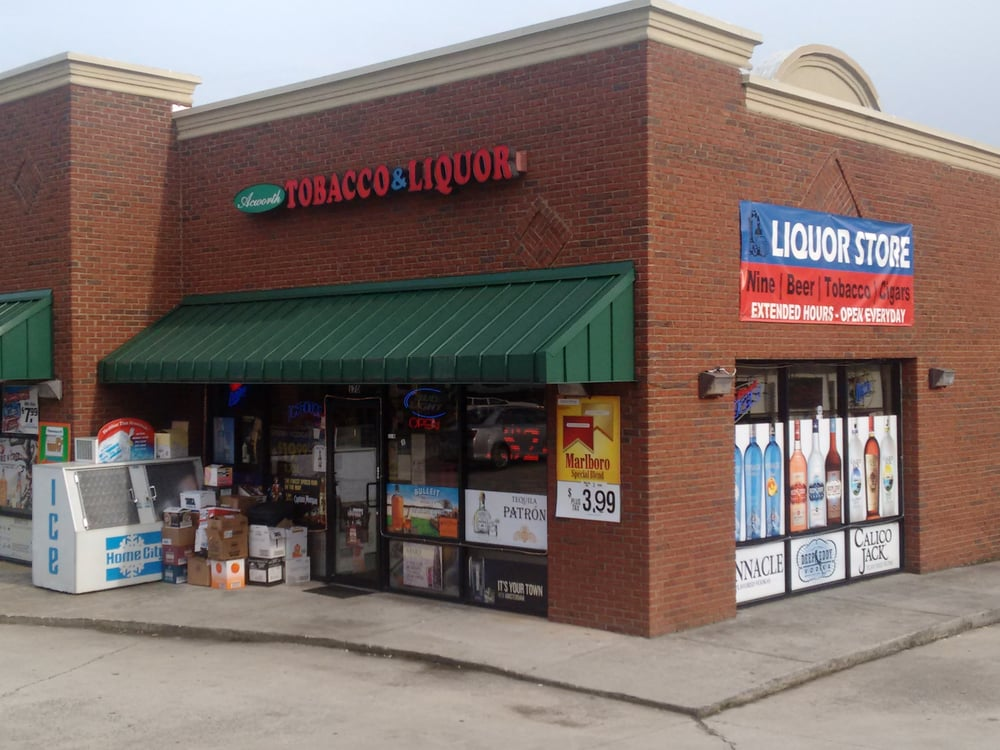 Acworth Tobacco and Liquor: 4974 Cowan Rd, Acworth, GA