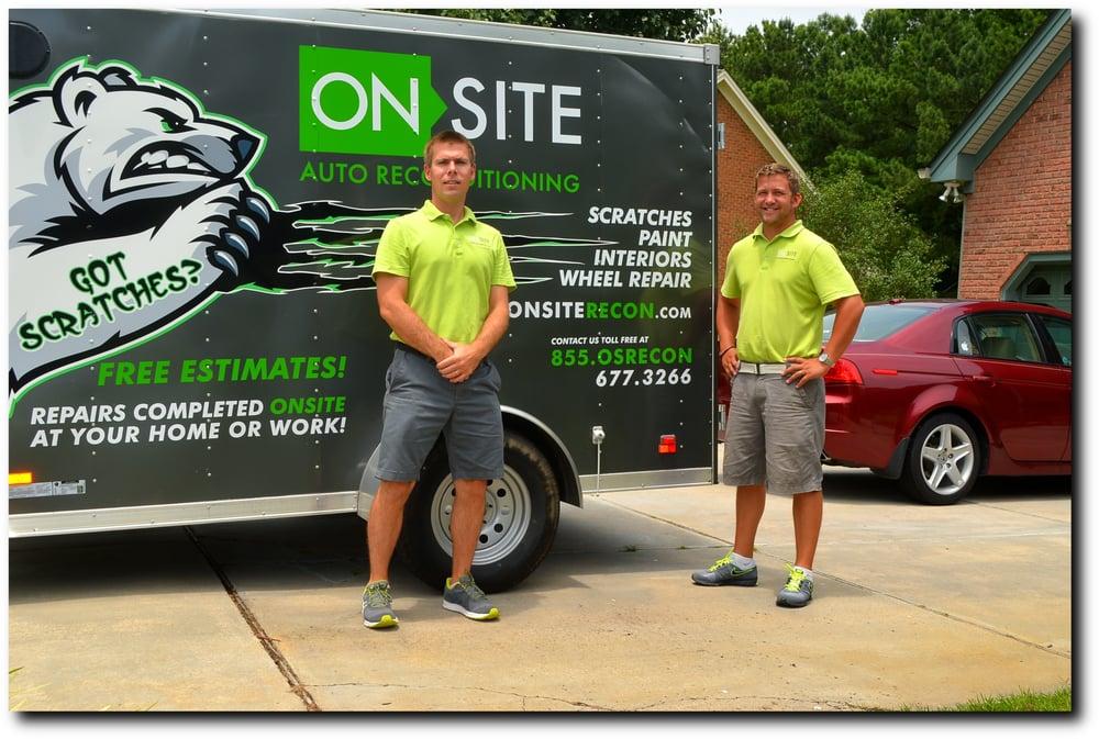 OnSite Recon: Chesapeake, VA