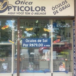 ab59a9072 Ótica Opticolor Cine P Foto - Óticas - Av. Presidente Arthur da ...