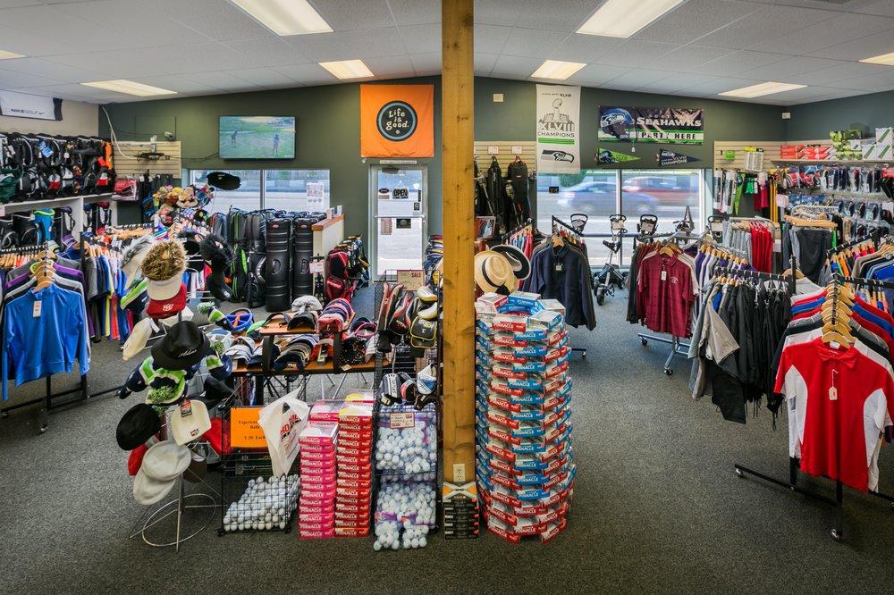 Pro Golf Yakima: 2106 W Nob Hill Blvd, Yakima, WA