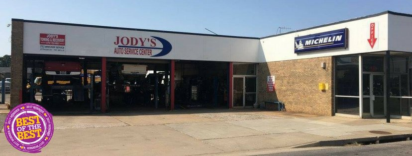 Jody's Auto Service Center: 810 Phoenix Ave, Fort Smith, AR