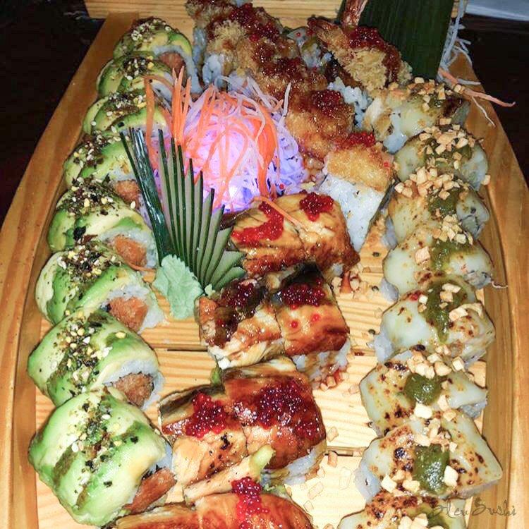 Bleu Sushi