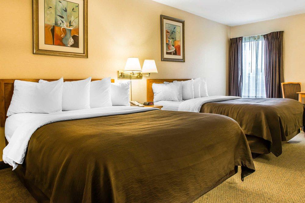 Quality Inn: 111 Cook Rd Rte 22 and Rte 219, Ebensburg, PA