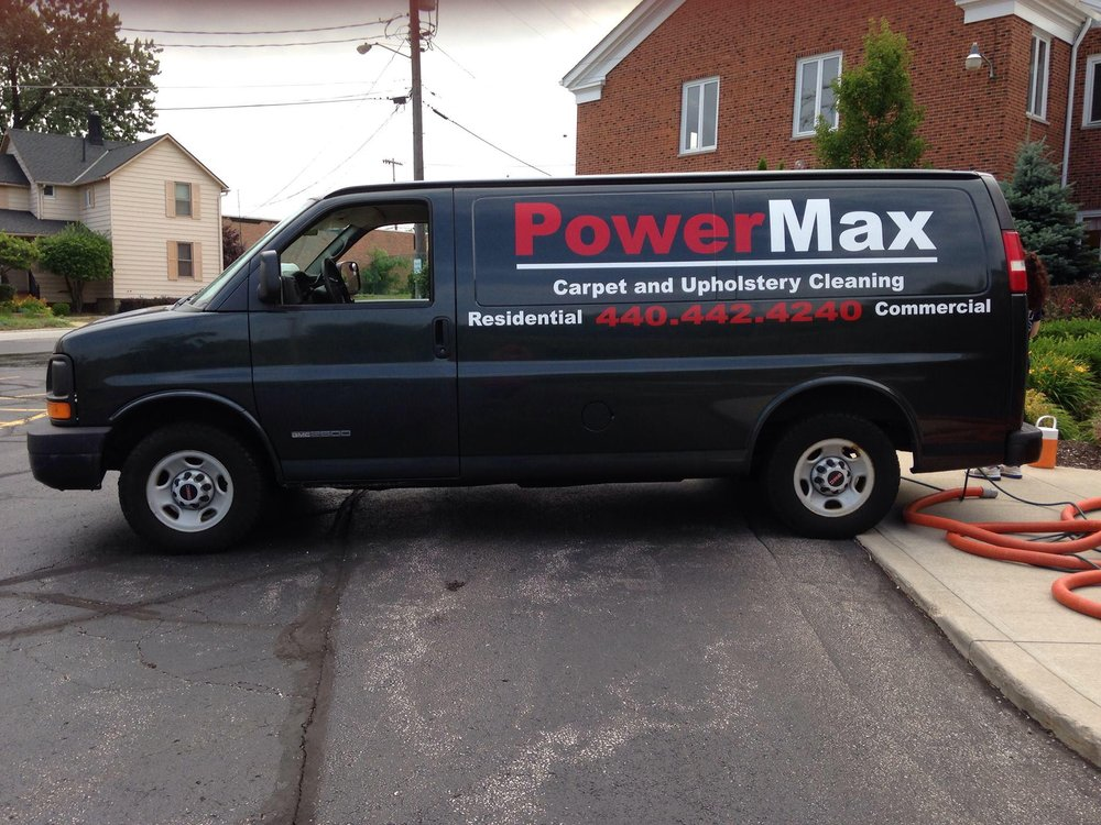 PowerMax Carpet & Upholstery Cleaning: 1424 Beaconfield Rd, Lyndhurst, OH