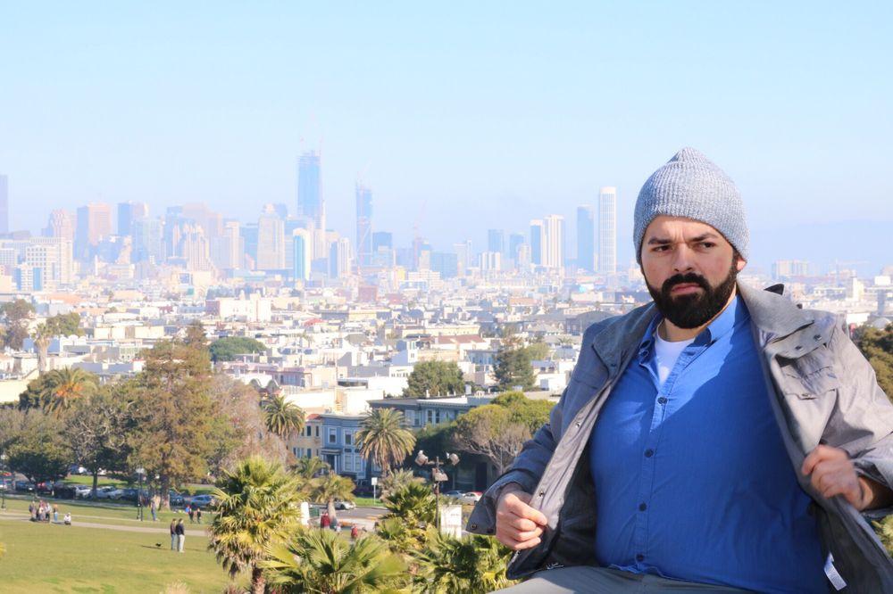 Mission Dolores Park: 19th & Dolores St, San Francisco, CA