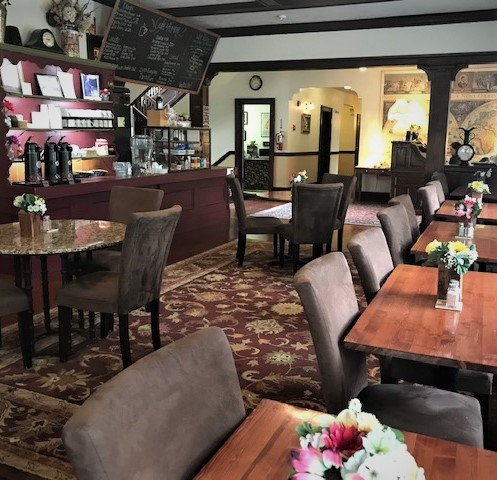 Cafe & A'more: 255 East Portneuf St, Lava Hot Springs, ID