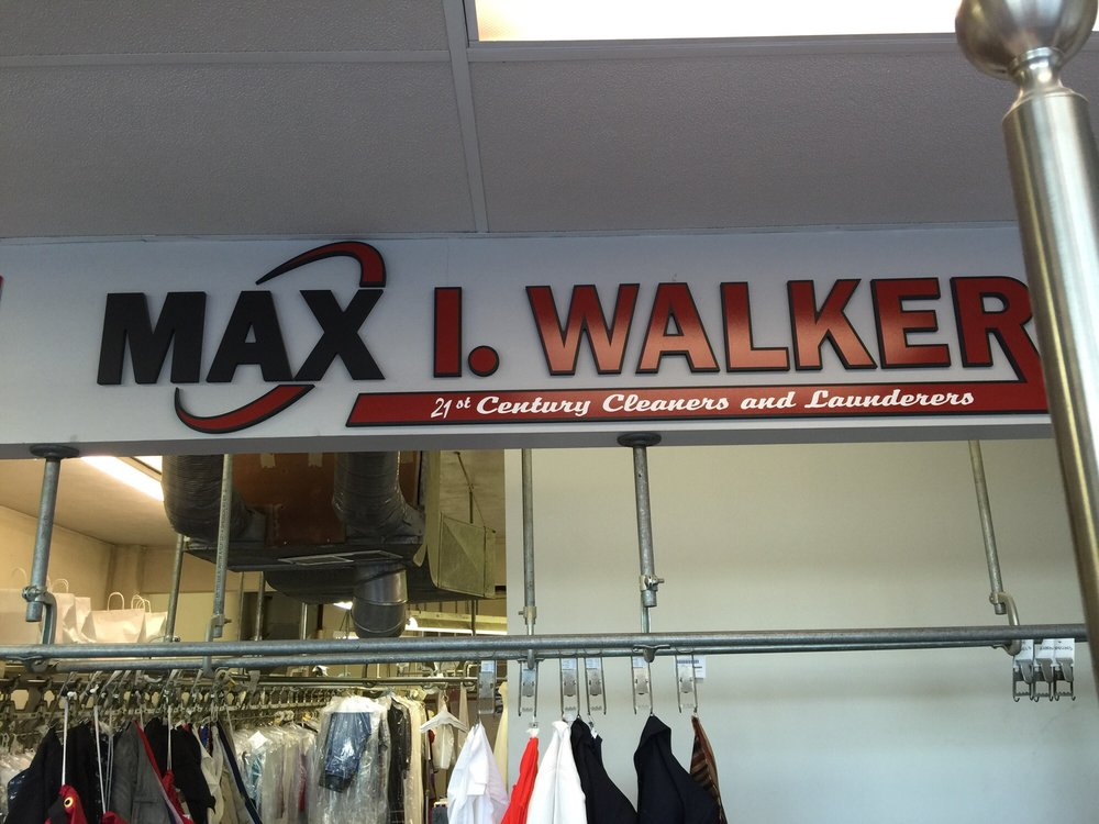 Max I Walker Cleaners & Launderers