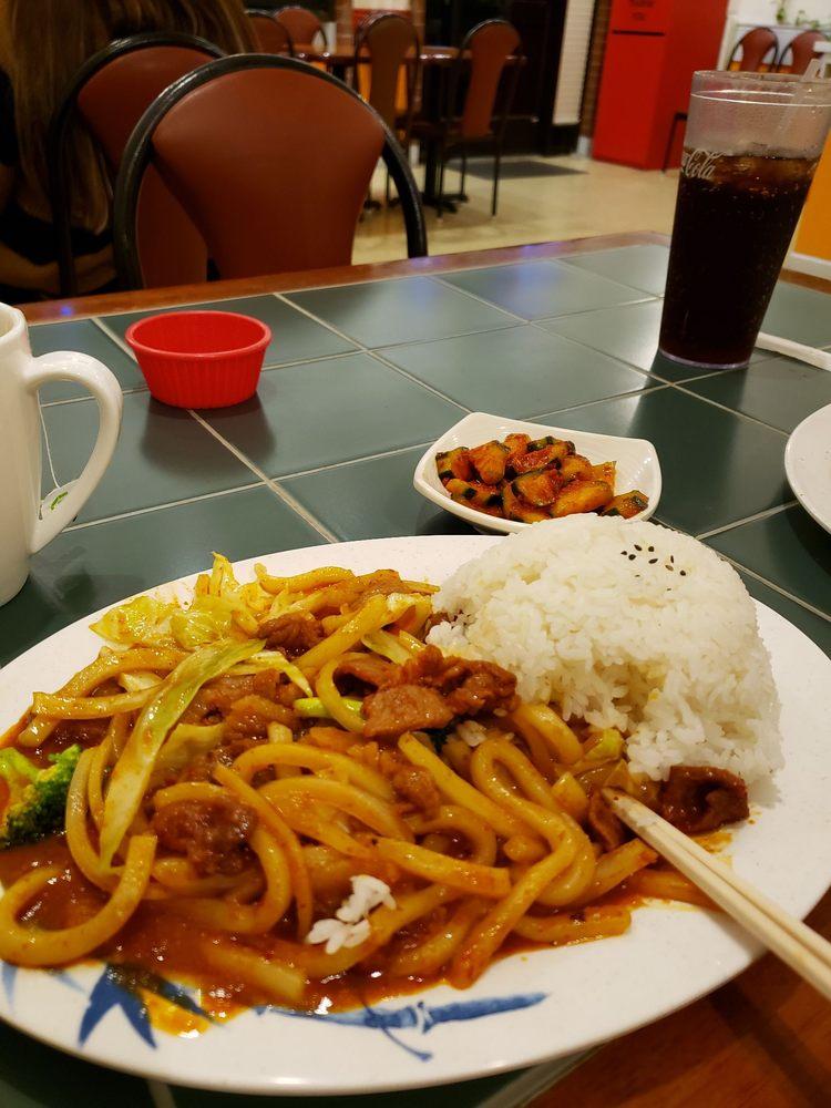 Manna Korean Cuisine