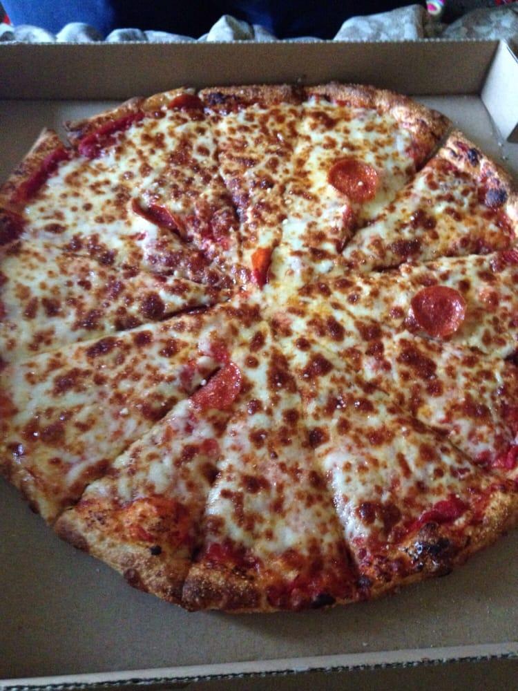 Fat Boys Pizza & Ice Cream: 415 N Main St, Montgomery, IN