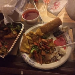 Photo Of Grand China Restaurant Stoughton Wi United States Take Out