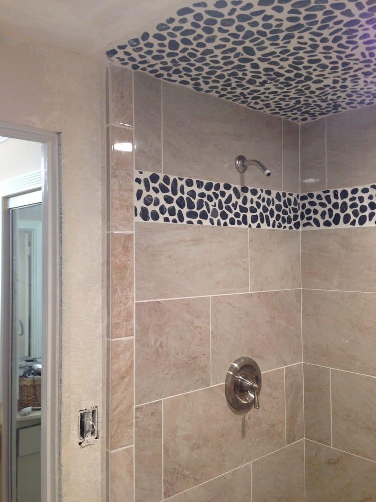 Photo Of Ogden Flooring Center   San Marcos, CA, United States. Custom  Shower