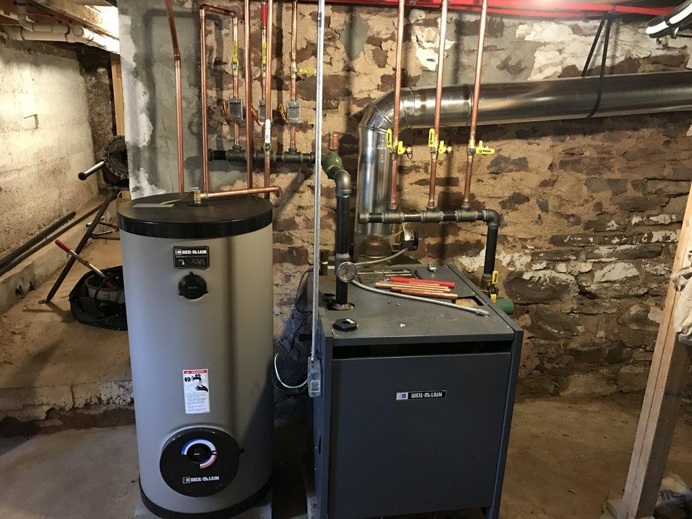 Jon Uzarski Plumbing & Heating: Three Bridges, NJ