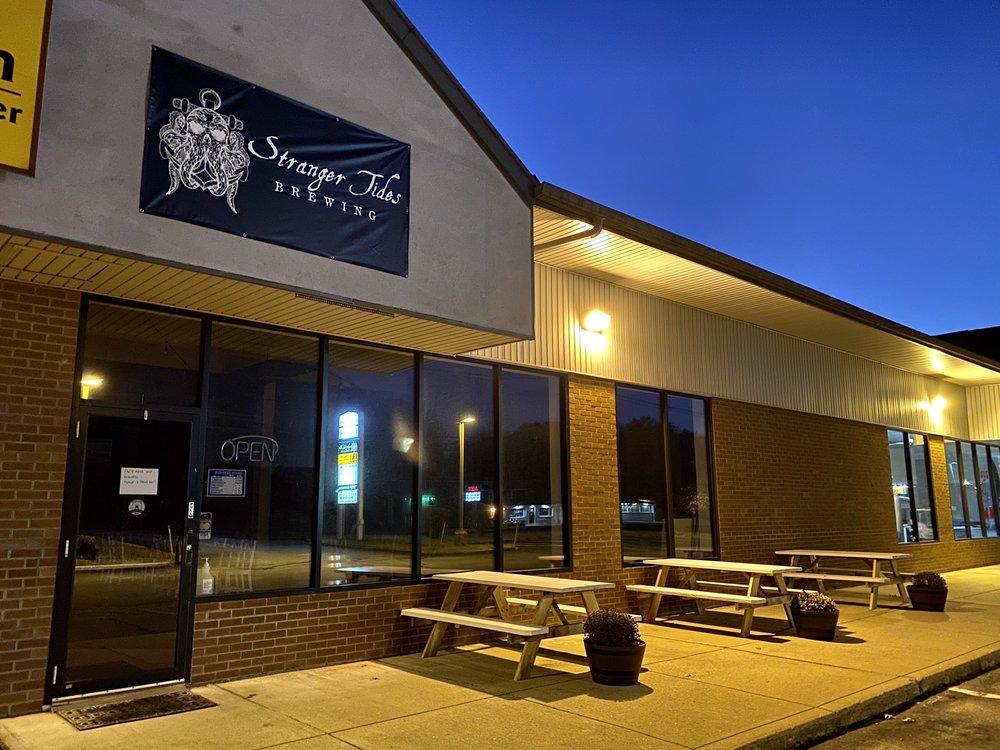 Stranger Tides Brewing: 199 Old Hartford Rd, Colchester, CT