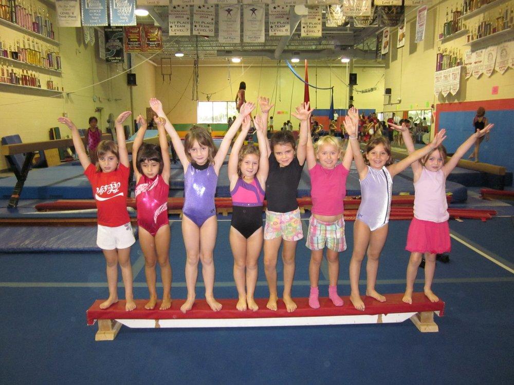 Exxcel Gymnastics & Climbing